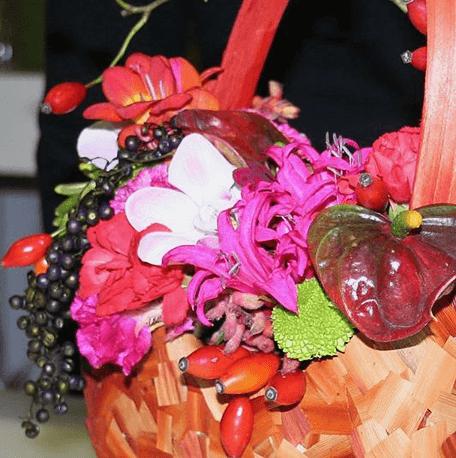 Produto: Bolsa Encanto floral